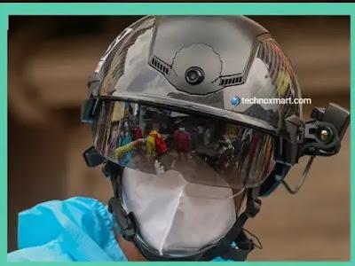 Mumbai Delivers 'Smart Helmets' To Face Coronavirus Pandemic