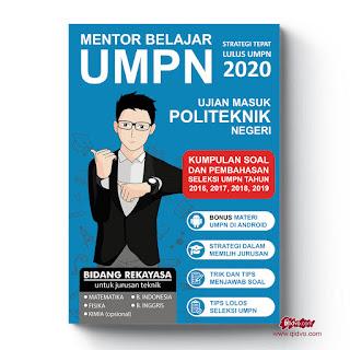 Buku Kumpulan Soal UMPN Rekayasa dan Pembahasannya | Tahun 2020