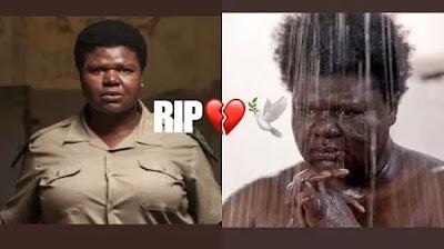 TANZIA Mwigizaji wa South Africa, Lindiwe Ndlovu amefariki akiwa nyumbani kwake