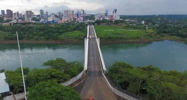 Jair Bolsonaro confirma que autorizou a abertura da Ponte da Amizade