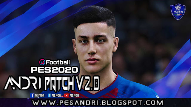 PES 2020 Andri Patch V2.0 by Sofyan Andri