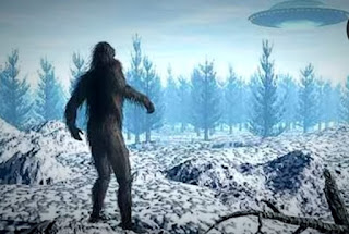 Bigfoot and Space shift