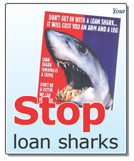 Malaysians Must Know the TRUTH: MONEY LENDER IN SABAH PURELY LOAN SHARK