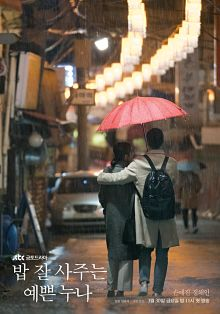 Sinopsis pemain genre Drama Something in the Rain (2018)