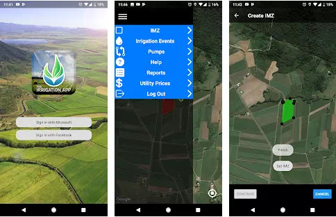 aplikasi desain irigasi Android-2