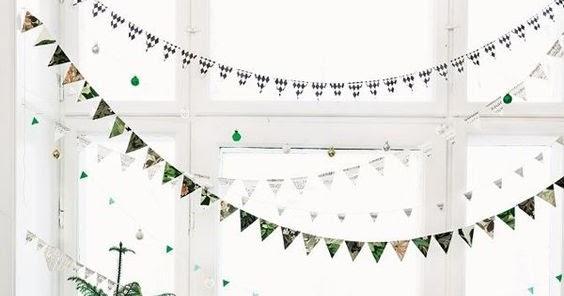 ANABEL art-home: Un pequeño árbol de Navidad en casa / Un ... - photo#18