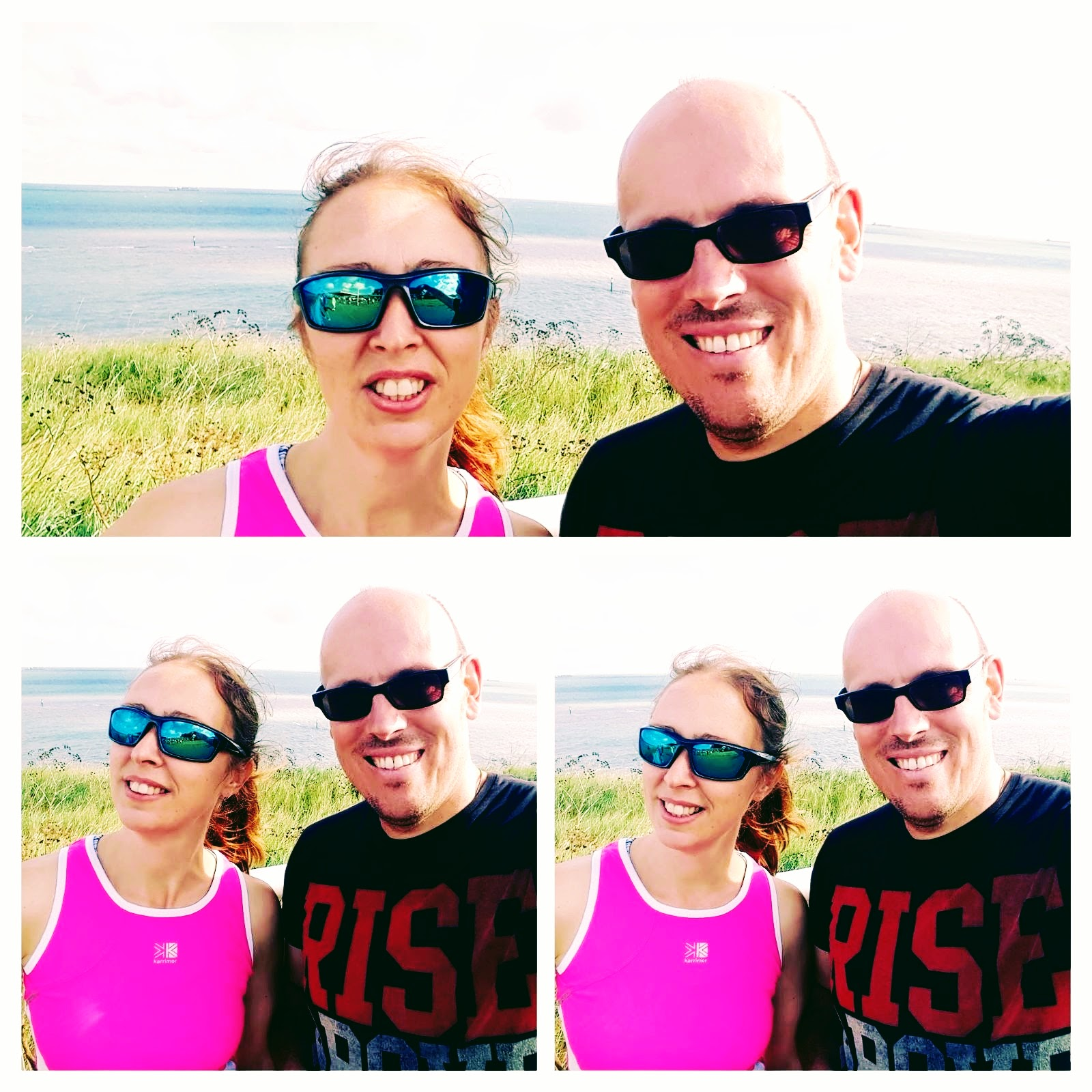 Sun, Sea, Sand And A Parkrun!!