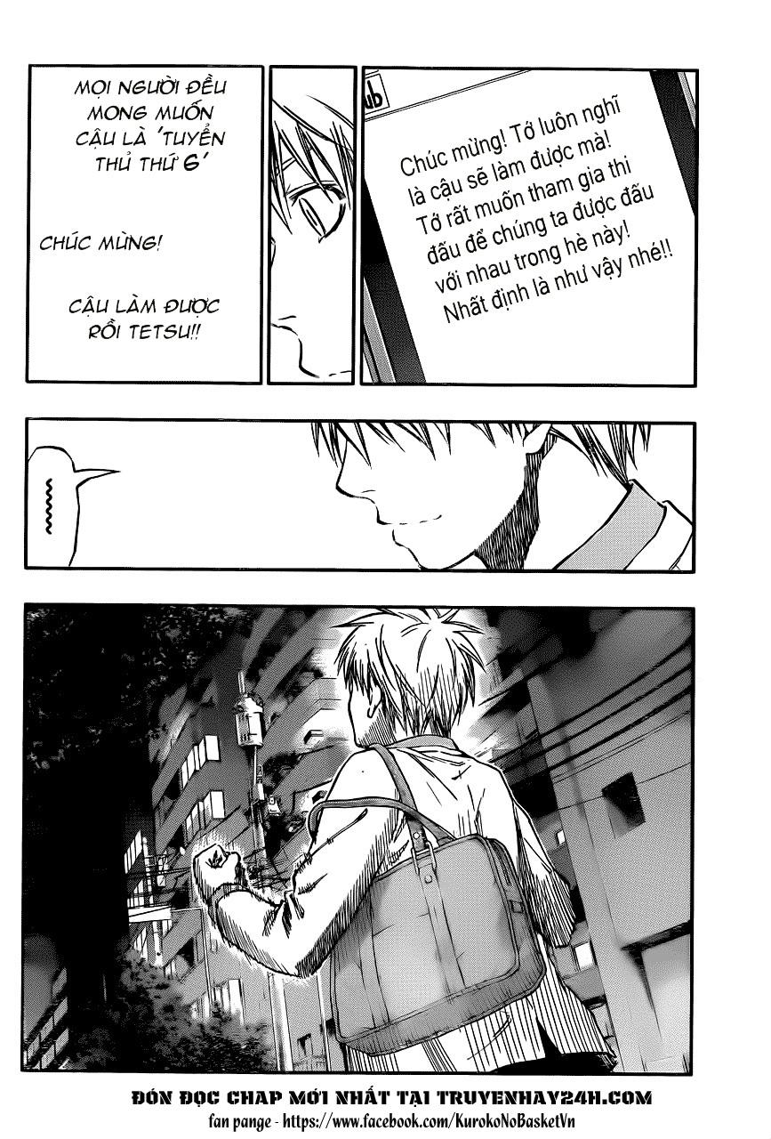 Kuroko No Basket chap 210 trang 12