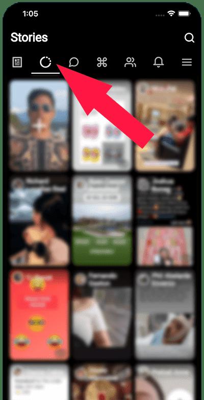Cara Download Story Facebook di HP