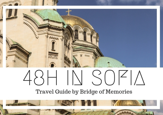 48 hours in Sofia, Bulgaria
