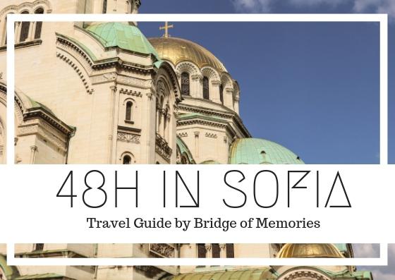 48 hours in Sofia, Bulgaria