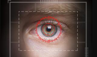 pemindai retina scaner