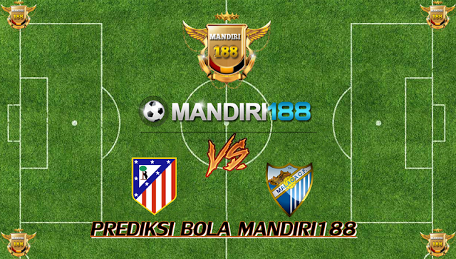 AGEN BOLA - Prediksi Atletico Madrid vs Malaga 17 September 2017