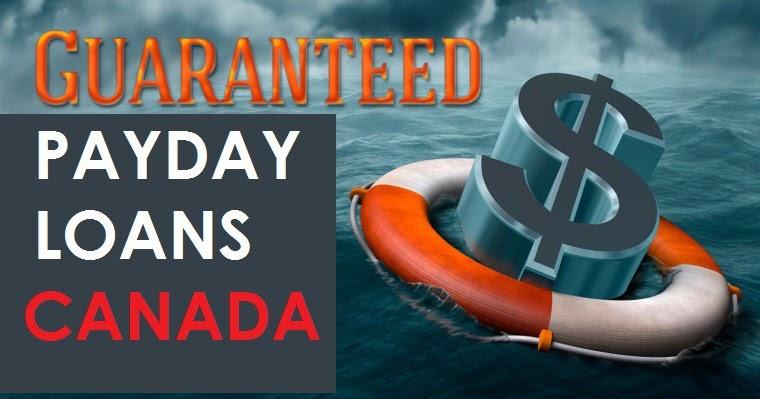 Guaranteed Payday Loans Canada: Get Guaranteed Payday ...