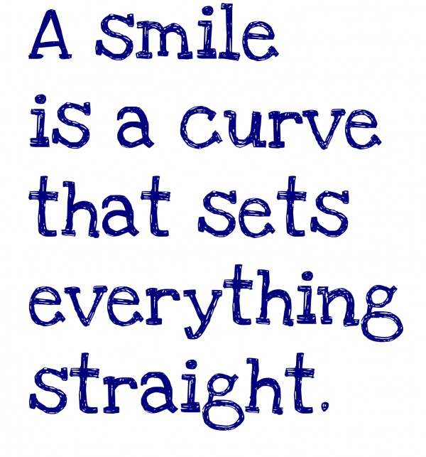 quotations on smile and happiness - photo #36