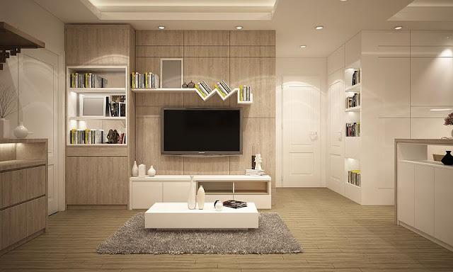 design living room modern