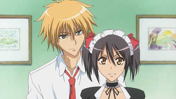 Kaichou wa Maid-sama! - Rekomendasi anime shoujo terbaik dan populer