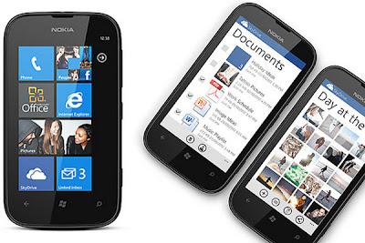 Nokia Lumia 510 Harga dan Spesifikasi