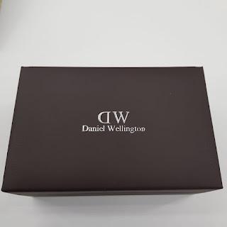 Jam Tangan Terkenal DW paket komplit box