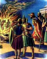 The Fiery Furnace - Clipart.christiansunite.com