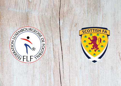 Luxembourg vs Scotland -Highlights 06 June 2021