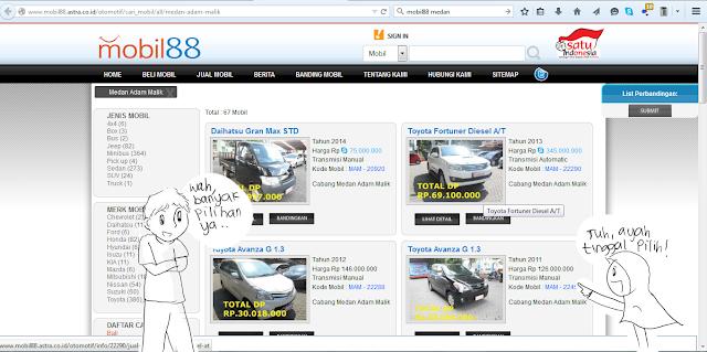 Weekend Surprise 2015, Mobil88 Medan, Mobil88, cari mobil seken, mobil murah, mobil berkualitas, astra group, gampang beli mobil, gampang jual mobil, medan sumaterautara