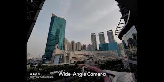 Hasil Kamera Poco X3 NFC Ultrawide