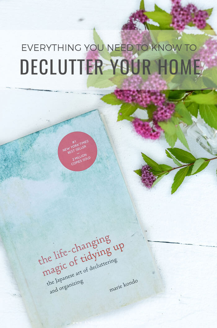 Declutter Your Home with this book