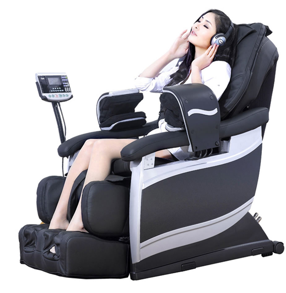 James Cooper's Blog: What Is Shiatsu Massage Chair