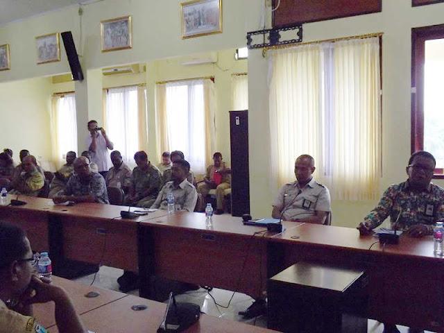 BKN Kanreg Manokwari Gelar Sosialisasi Pemetaan Kopetensi Jabatan di Sorsel
