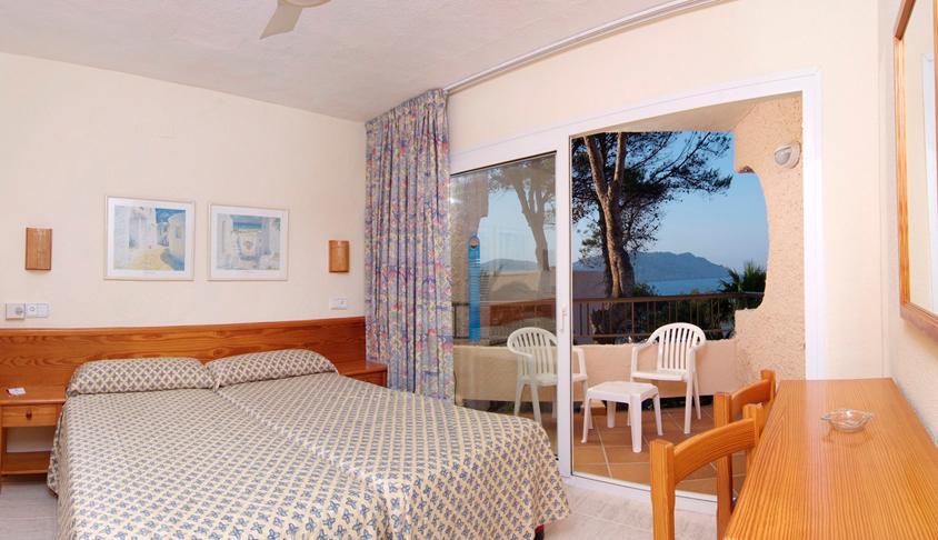 Hoteles para nios San Carlos Ibiza  Invisa Hotel Cala