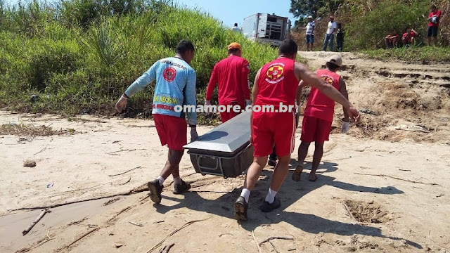 Corpo de sitiante desaparecido é encontrado por Bombeiros