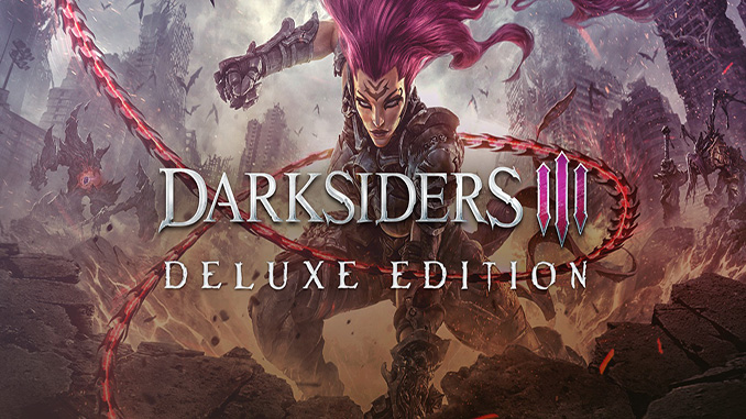 Darksiders III Deluxe Edition Image