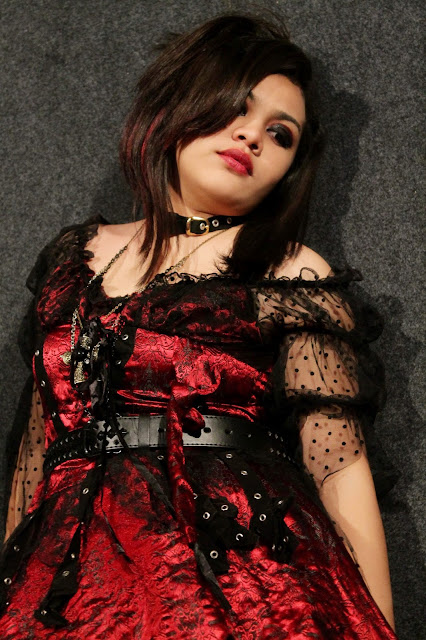 zylords visual kei band bass guitarist gairu