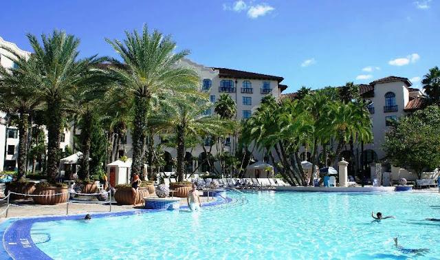 Hotel Hard Rock no complexo Universal em Orlando
