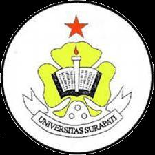 Cara Pendaftaran Online Penerimaan Mahasiswa Baru (PMB) Universitas Surapati Jakarta - Logo Universitas Surapati Jakarta PNG JPG