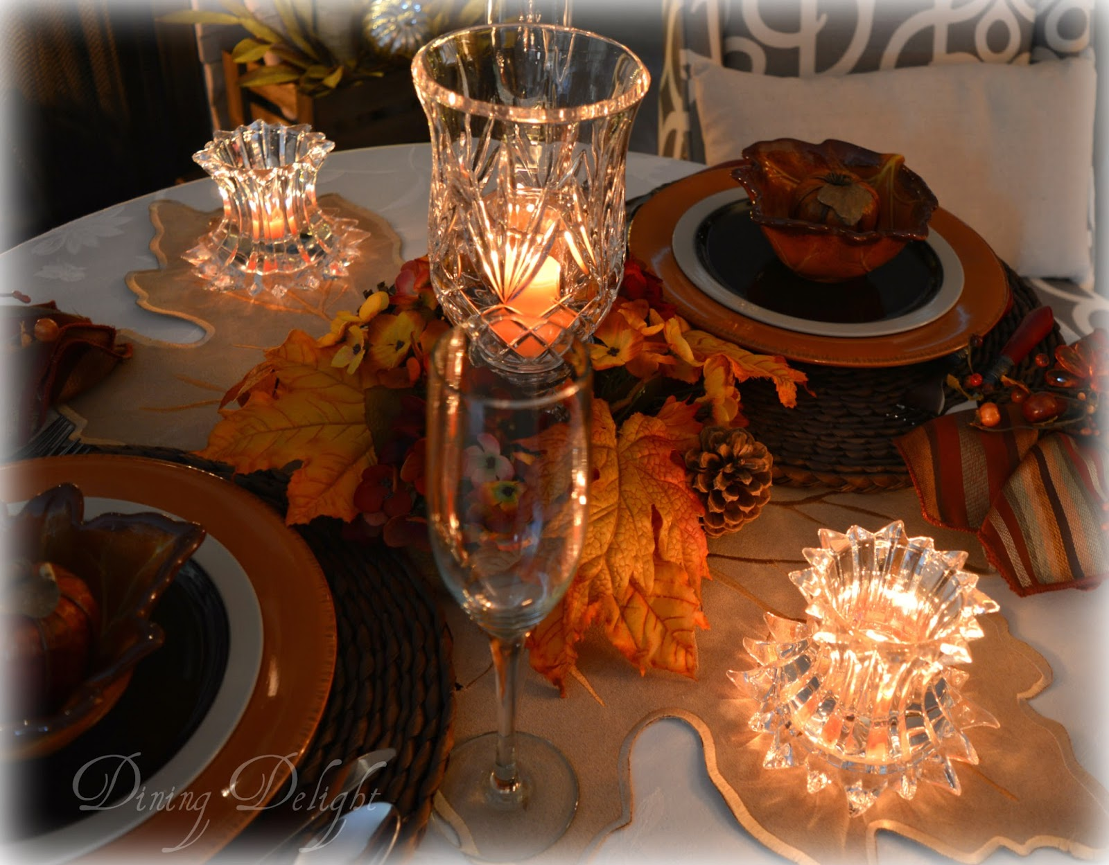 Dining delight anniversary table for two