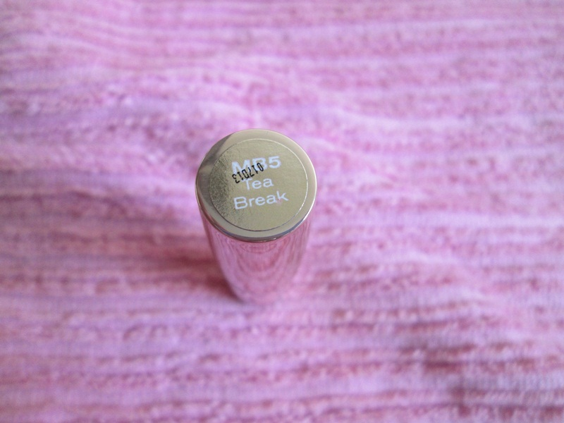 Lakme 9 to 5 Lip Color Tea Break Review, Swatches and LOTD