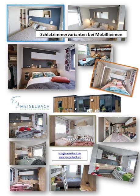 Mobilheim Schlafzimmer Meiselbach