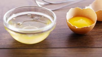 Manfaat Putih Telur Menghilangkan Bopeng Bekas Jerawat Alami