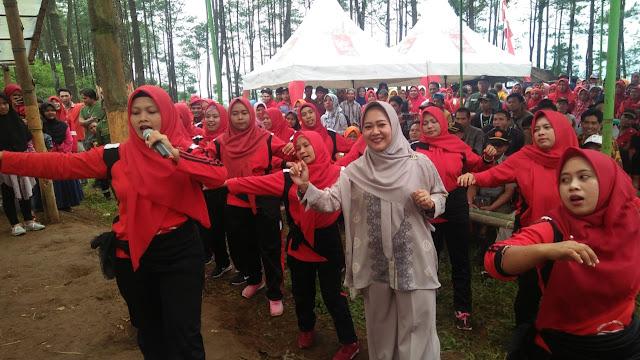Dari Gunung Beser, Bupati Ajak Warga Mengembalikan Kejayaan Kopi Kabupaten Purbalingga