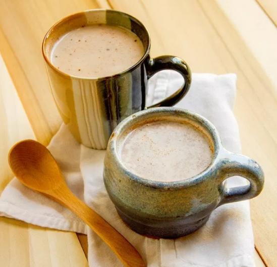 CINNAMON SORE THROAT TEA  #milktea #drink #chocolate #recipes #yummy