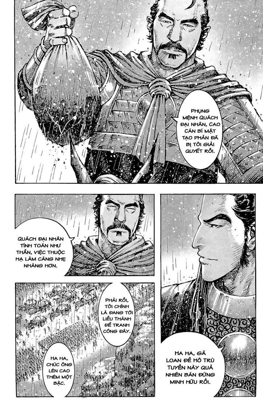 Hỏa phụng liêu nguyên Chương 369: Tống biệt chí hữu [Remake] trang 6