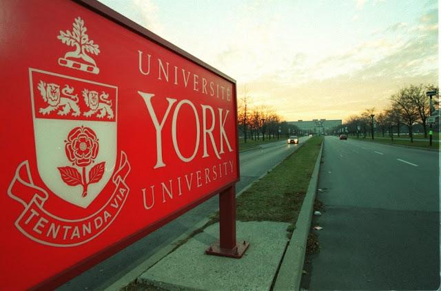 جامعة يورك ، كندا - منحة ممولة لدراسة البكالوريوس في العديد من التخصصات برسم سنة 2020/2021