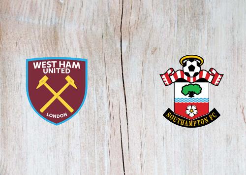West Ham United vs Southampton -Highlights 23 May 2021