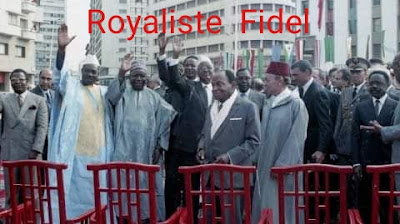 تصريح صحفي للملك الراحل الحسن الثاني رحمه الله وذلك سنة 1962  ..