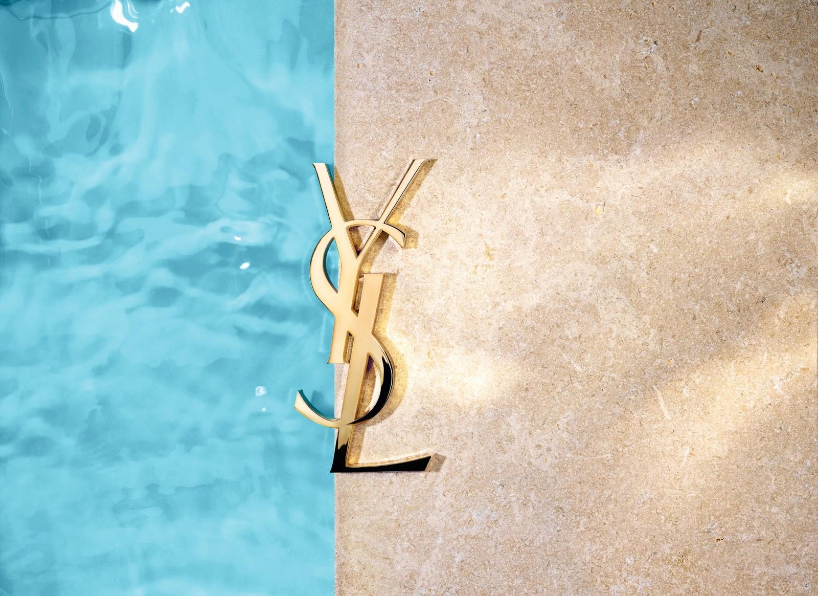 YSL presenta el look #PoolPartyProof