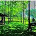 Wisata Hammock Bukit Dhoho Indah Kota Kediri