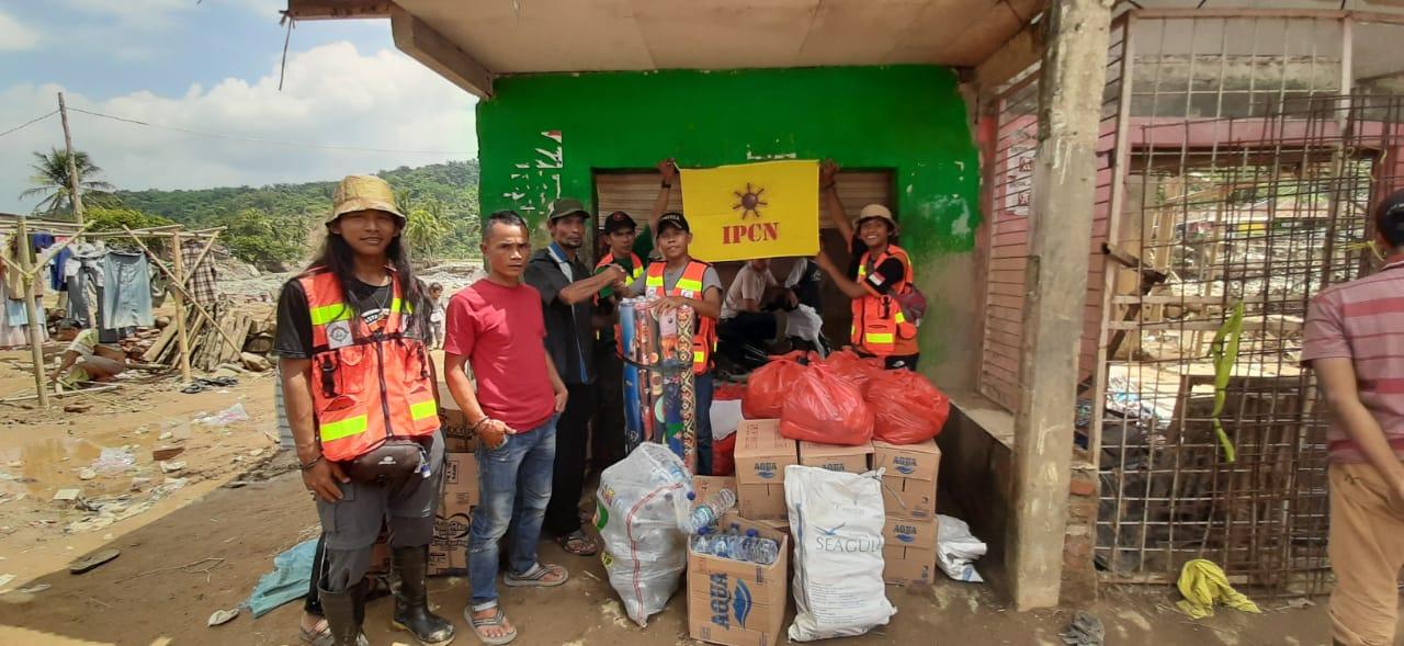 IPCN Gandeng WMI Salurkan Bantuan untuk Korban Bencana di Kawasan Terisolir Jasinga dan Lebak.