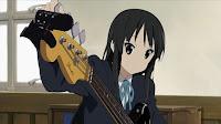 อาคิยามะ มิโอะ (Akiyama Mio) @ K-On เค-อง ก๊วนดนตรีแป๋วแหวว
